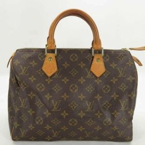 Louis Vuitton Monogram Speedy 30 871810